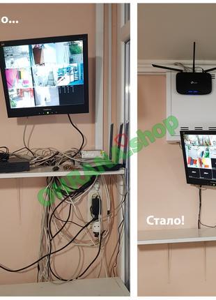 Занимаюсь установкой и обслуживанием систем видеонаблюдения ра...