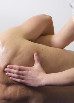 Японский масаж Шиацу