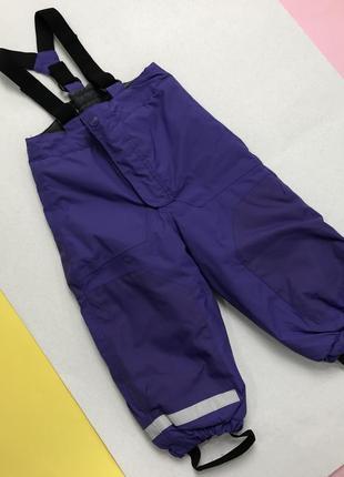 Зимние штанишки h&m 98 см