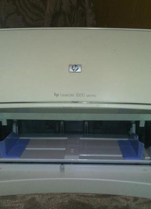 Принтер лазерный HP Laserjet 1000