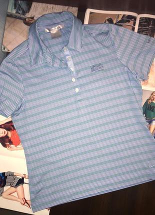 Спорт футболка nike golf оригинал !