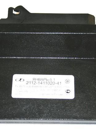 Блок управления инжектор ВАЗ-2110, 2111, 2112 Январь 5.1 (16 к...