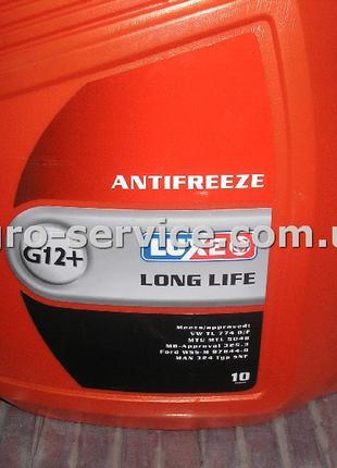 Антифриз LUXE -40 LONG LIFE (красный) 10кг