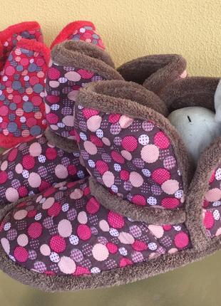 Тёплые и комфортные тапочки-валенки турецкой фирмы nikoletta!