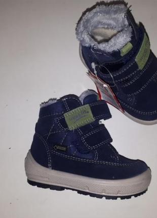 Самые теплые зимние ботинки superfit 20