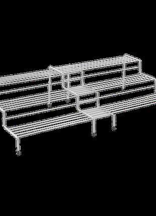Набор полок METALTEX 2 шт X-TEND (364673)