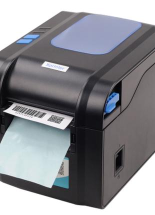 Принтер этикеток Xprinter XP-370B (штрих кодов) и чеков ОРИГИНАЛ