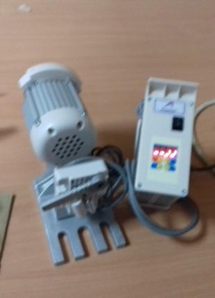 Сервомотор промышленной швейной машины Anysew 550 ватт