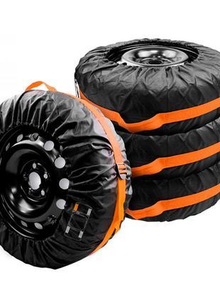 Чехлы для хранения и транспортировки шин и колес. POLYESTER