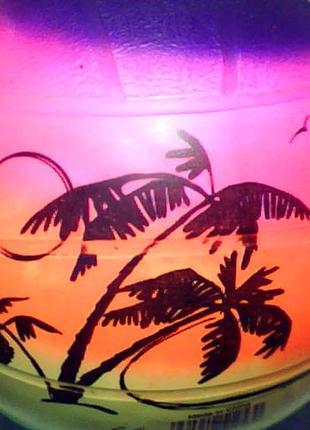 Inocoterone Подлинный 9-дюймовый Цветной Волейбол Пляжный мяч.