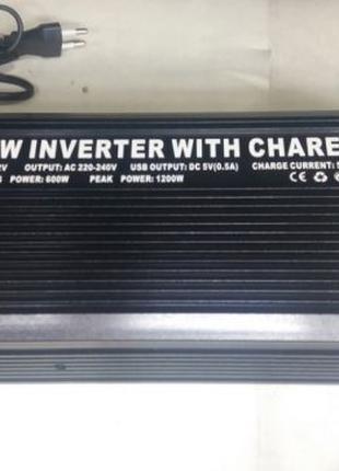 Для дома и авто с 12 в 220 вт инвертор напряжения