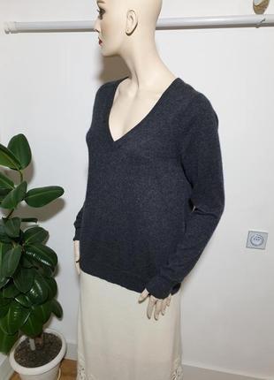 Кашемировая кофта uniqlo свитер пуловер кашемир