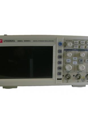 Осциллограф Uni-T UTD2052CL