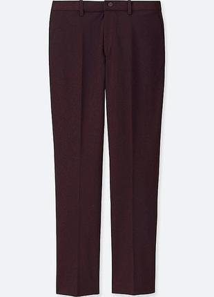 Легкие мужские штаны брюки uniqlo