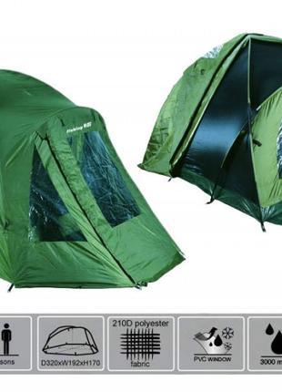 Палатка с тентом Fishing ROI Fishing Tents HXT202+HXT202W