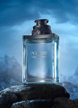 Мужская парфюмерная вода possess the secret man позесс зе сикрет