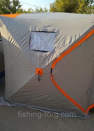 Палатка зимняя КУБ 180 180 205