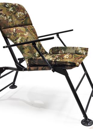 """Кресло Ralf """"Карп"""" с подлокотниками d25,"""