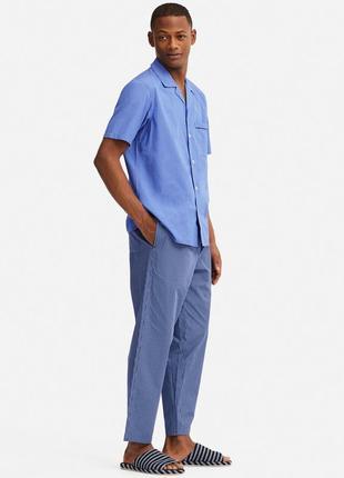 Мужская пижама uniqlo