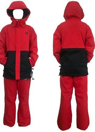 Лыжный бордерский костюм volcom
