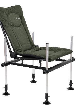 Кресло M-Elektrostatyk F3 CuZO фидерное