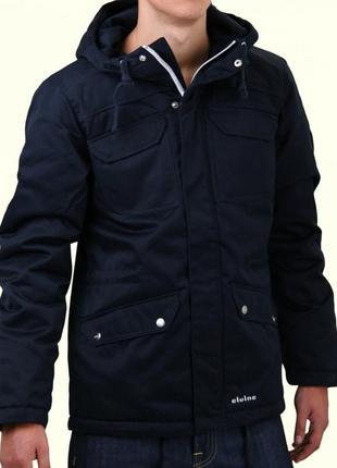Куртка мужская утепленная elvine gabbe