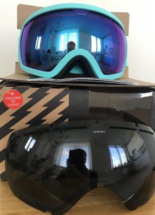 Лыжная маска electric eg 2.5 (две линзы в комплекте)