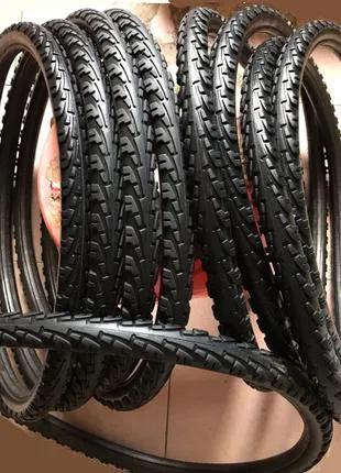 Покрышка безкамерка на велосипед 26Х2.195