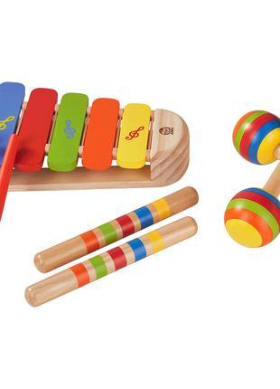 Спец цена! Музыкальные деревянные инструменты Playtive