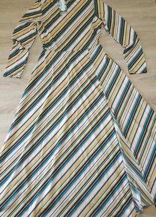 Новое фирменное платье для стройной девушки
