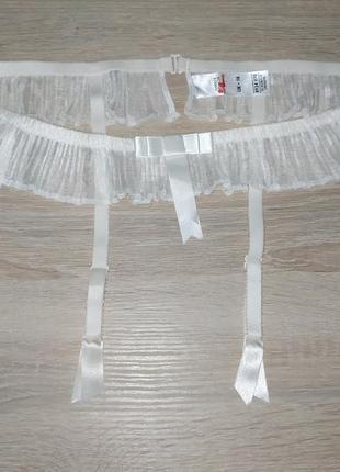 Новый сексуальный люксовый поясок-подвязки большого размера