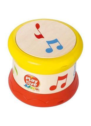 Спец цена! интерактивный барабан playtive junior