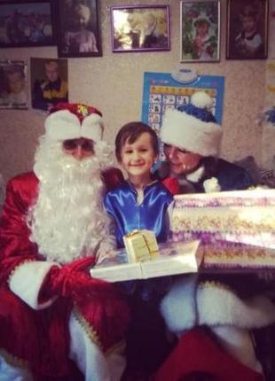 Дед Мороз и Снегурочка Кременчуг