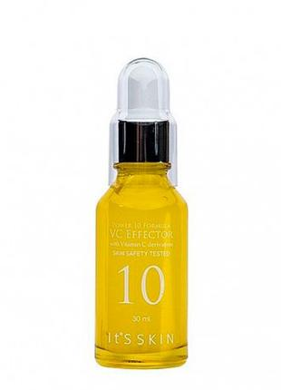 It's Skin Power 10 Formula Vc Effector 30мл