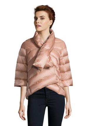 Новый. пуховик add кимоно/куртка на 46-48. пудровый. пух 100% ...