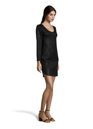 Новое платье с сатиновым блеском pain de sucre, линия suggest ...