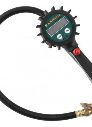 Пистолет подкачки шин с цифровым манометром Jonnesway AG010090A