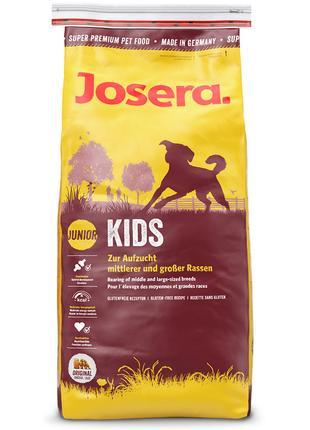 Cухой корм для собак  JOSERA KIDS, 15 кг