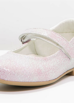 Новые, туфли stups, германия кожа кракелюрные балетки