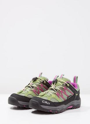 Новые. замша. непромокаемые ботинки/полуботинки/кроссовки cmp,...