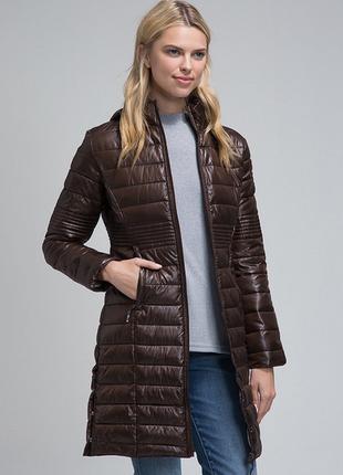 Новое термо пальто/куртка/парка geographical norway fr2, шокол...