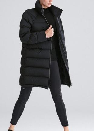 Новый. 90% пух. пуховик оверсайз opus, германия куртка/пальто ...