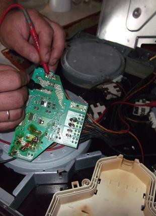 Ремонт электроплит,варочных поверхностей и духовок