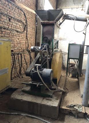 Оборудование по производству брикетов
