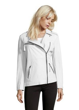 Новая кожаная куртка косуха pepe jeans london 100% кожа нюанс ...
