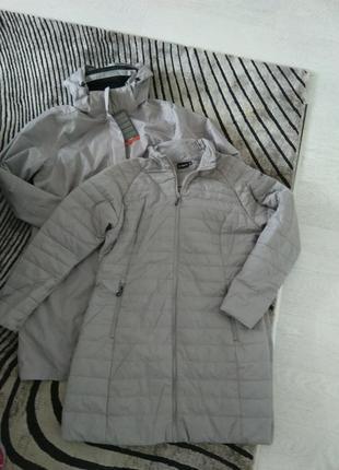 Новая парка трансформер 3 in 1 cmp куртка ветровка пальто дожд...