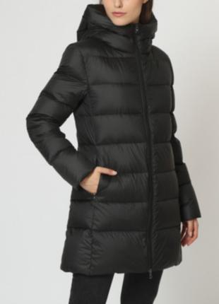 Новый зимний пуховик hox италия 90% пух. 10% перо куртка парка...