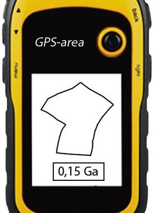 Измерение площади поля, Агрометр, Геометр, Площа поля, Агромер