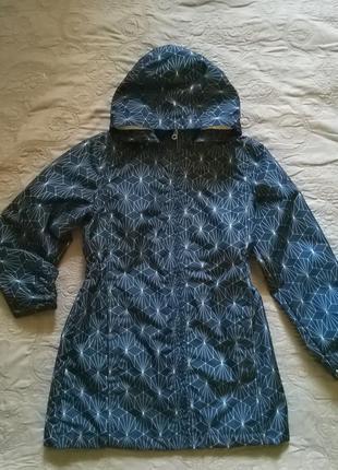 Непромокаемая парка name it, р. 140 куртка ветровка плащ дождевик