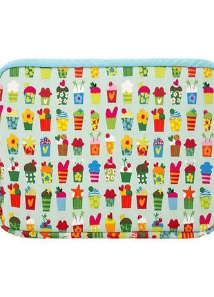 Яркий чехол/сумка для планшета/ipad agatha ruiz de la prada